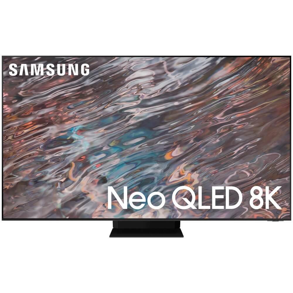 Телевизор Samsung QLED QE85QN800AUXRU (2021) - фото 1