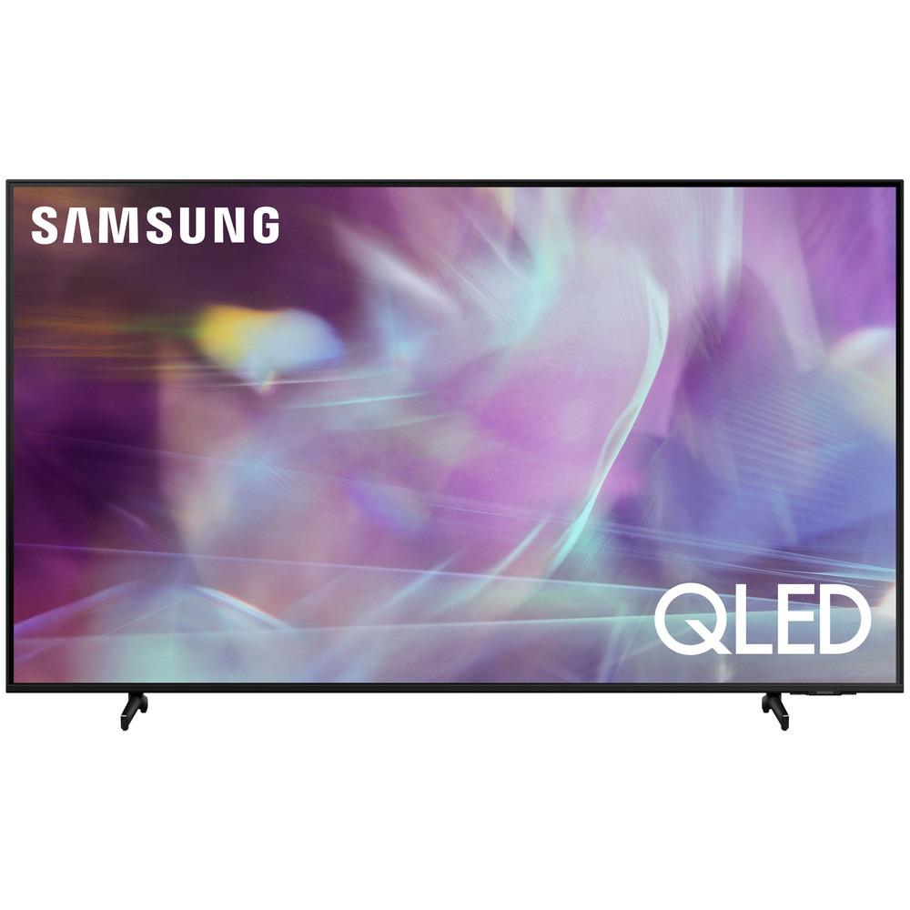 Телевизор Samsung QLED QE85Q60AAUXRU (2021) - фото 1