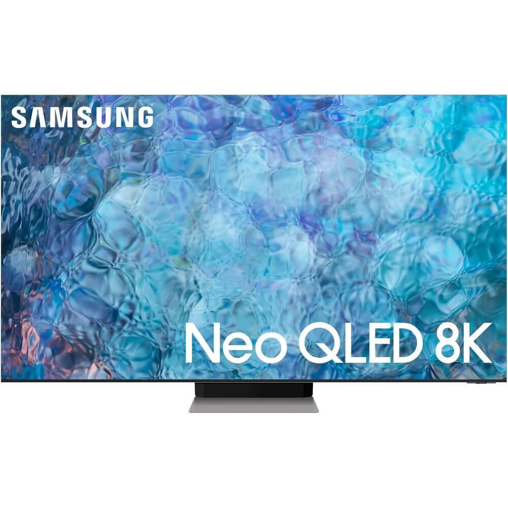 Телевизор Samsung QLED QE75QN900AUXRU (2021) - фото 1
