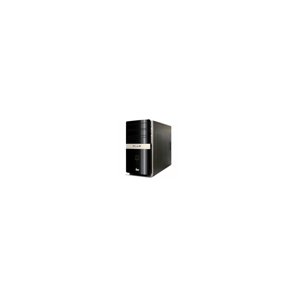 Системный блок iRU Home 320 AX2-255/4Gb/500Gb/1Gb HD6450/DVD-RW/CR/W8SL - фото 1