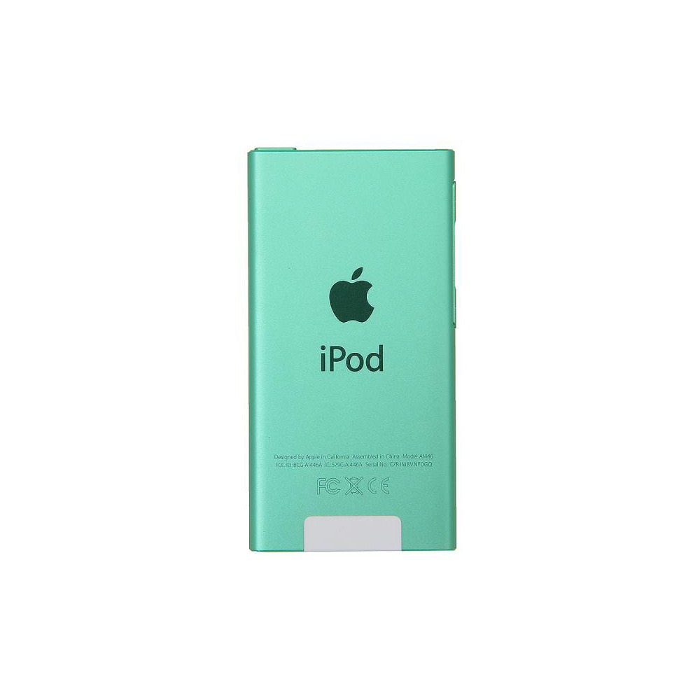 MP3-плеер Apple iPod nano 7 16Gb Green - фото 2