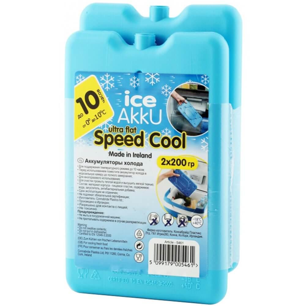 Аккумулятор холода EZ Coolers Ice Akku 2х200 г (61049) - фото 1