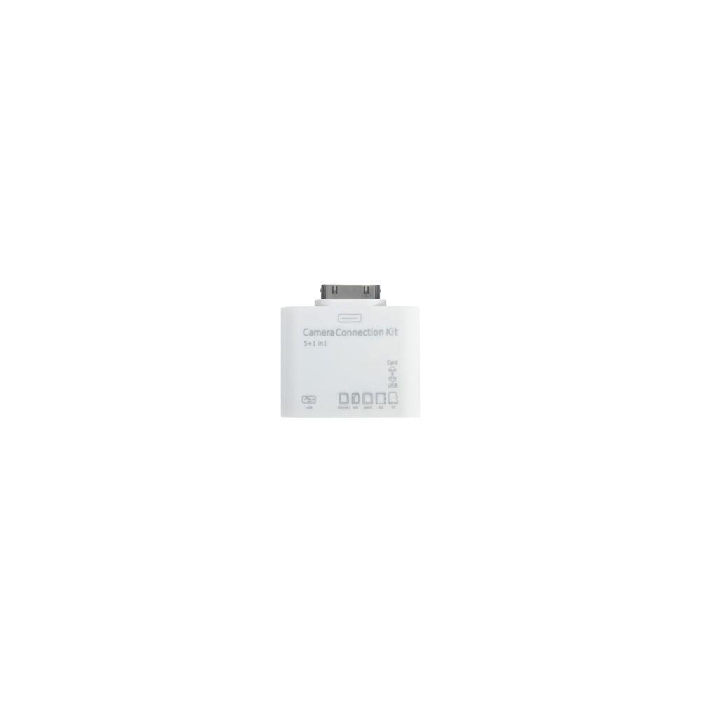 Кабель Deppa 11401 кардридер для iPad - фото 1