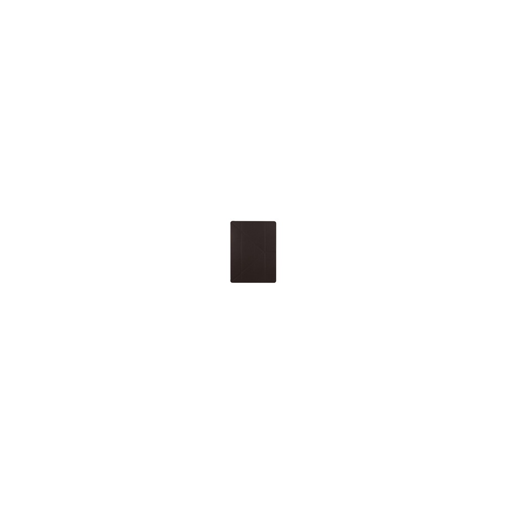 Чехол для планшета Ozaki new iPad iCoat Slim Y коричневый - фото 1