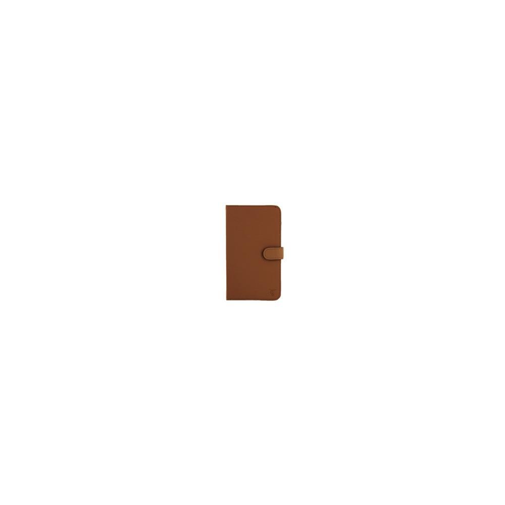 Аксессуар для электронной книги VIVA Чехол-обложка для PocketBook U7 Brown (VPB-СU7Br) - фото 1