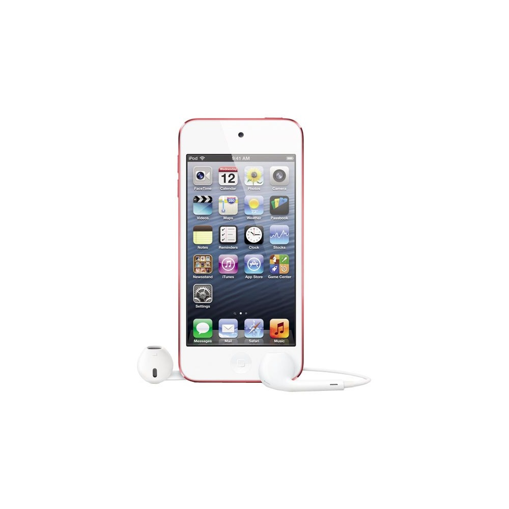 MP3-плеер Apple iPod touch 5 32Gb Pink - фото 1