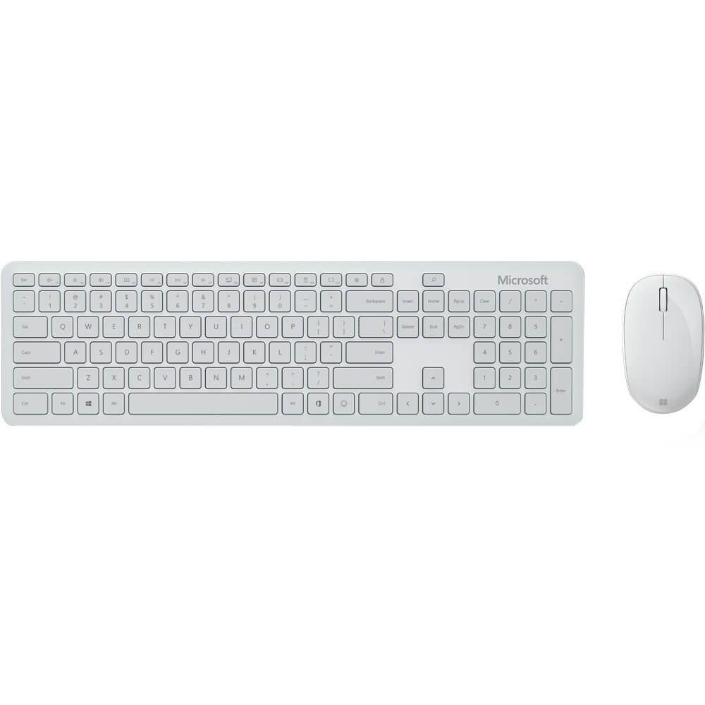 Комплект клавиатуры и мыши Microsoft Desktop QHG00041 - фото 1