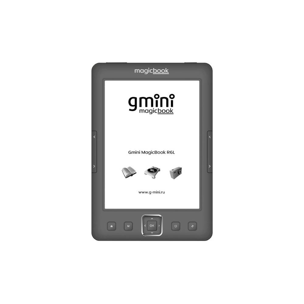 Электронная книга Gmini MagicBook R6L - фото 1