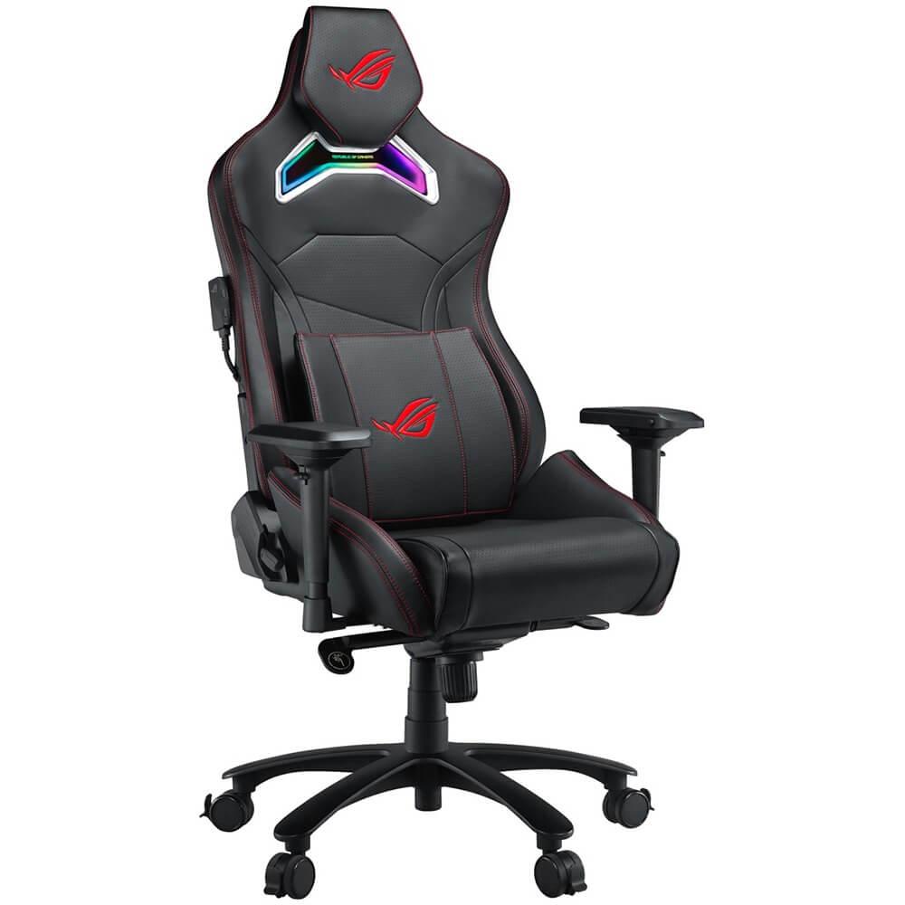 Компьютерное кресло Asus ROG Chariot чёрное - фото 1