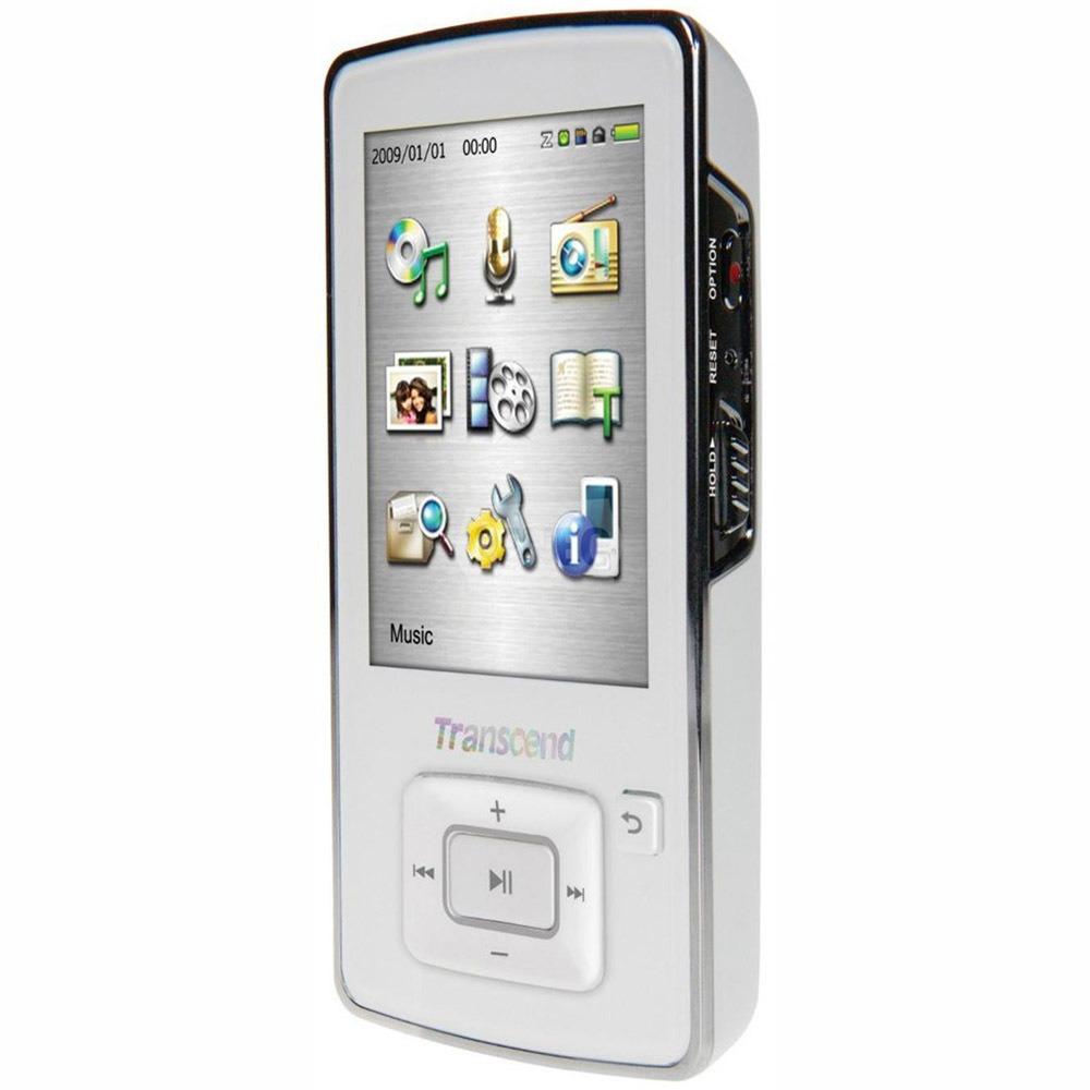 MP3-плеер Transcend T.Sonic 870 8Gb, белый - фото 2