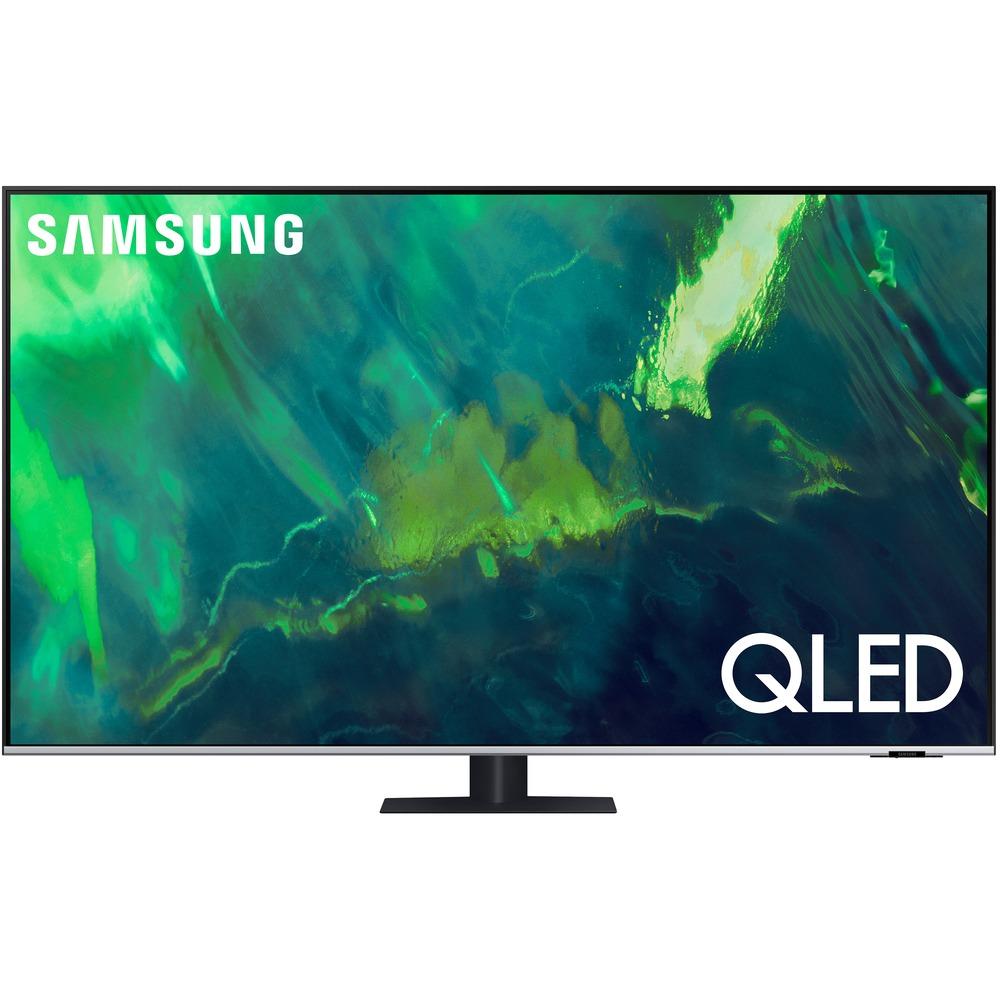 Телевизор Samsung QLED QE85Q77AAUXRU (2021) - фото 1