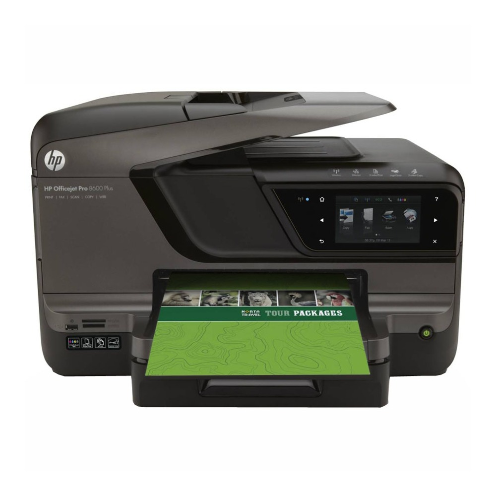 МФУ HP OfficeJet Pro 8600A Plus (CM750A) - фото 2