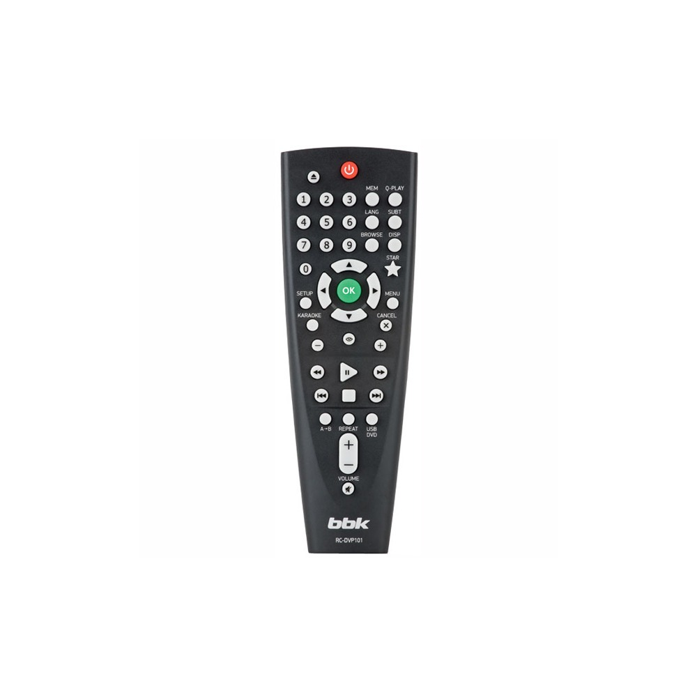 DVD-плеер BBK DVP158SI black - фото 2