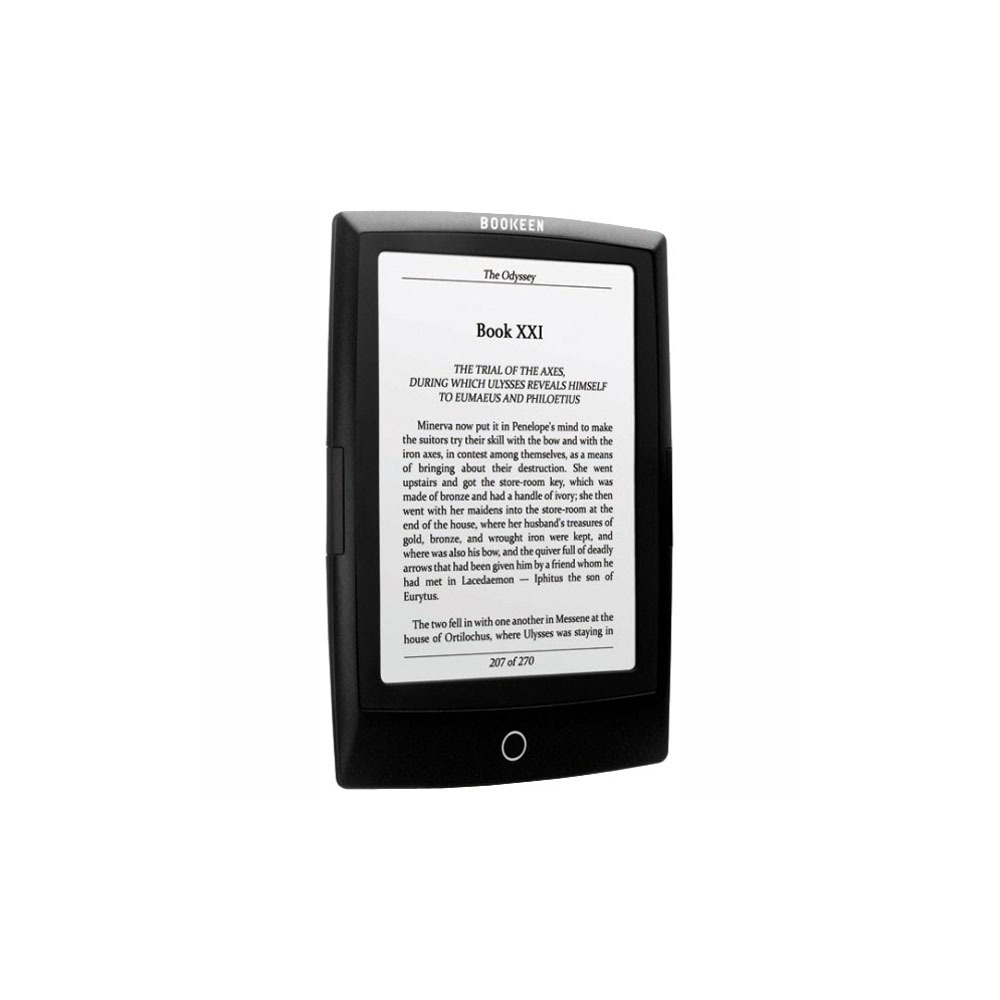 Электронная книга Bookeen Cybook Odyssey.Black - фото 1