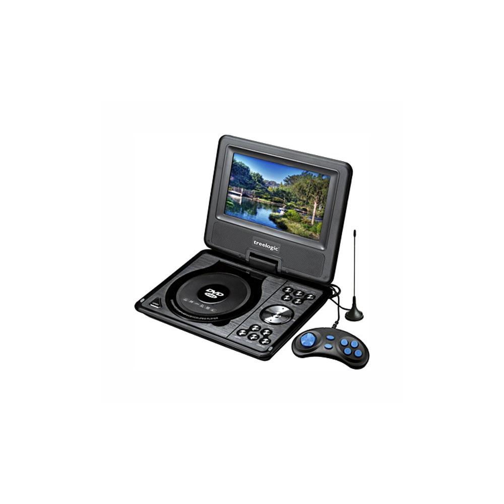 DVD-плеер Treelogic TL-PDVD 703TV - фото 1