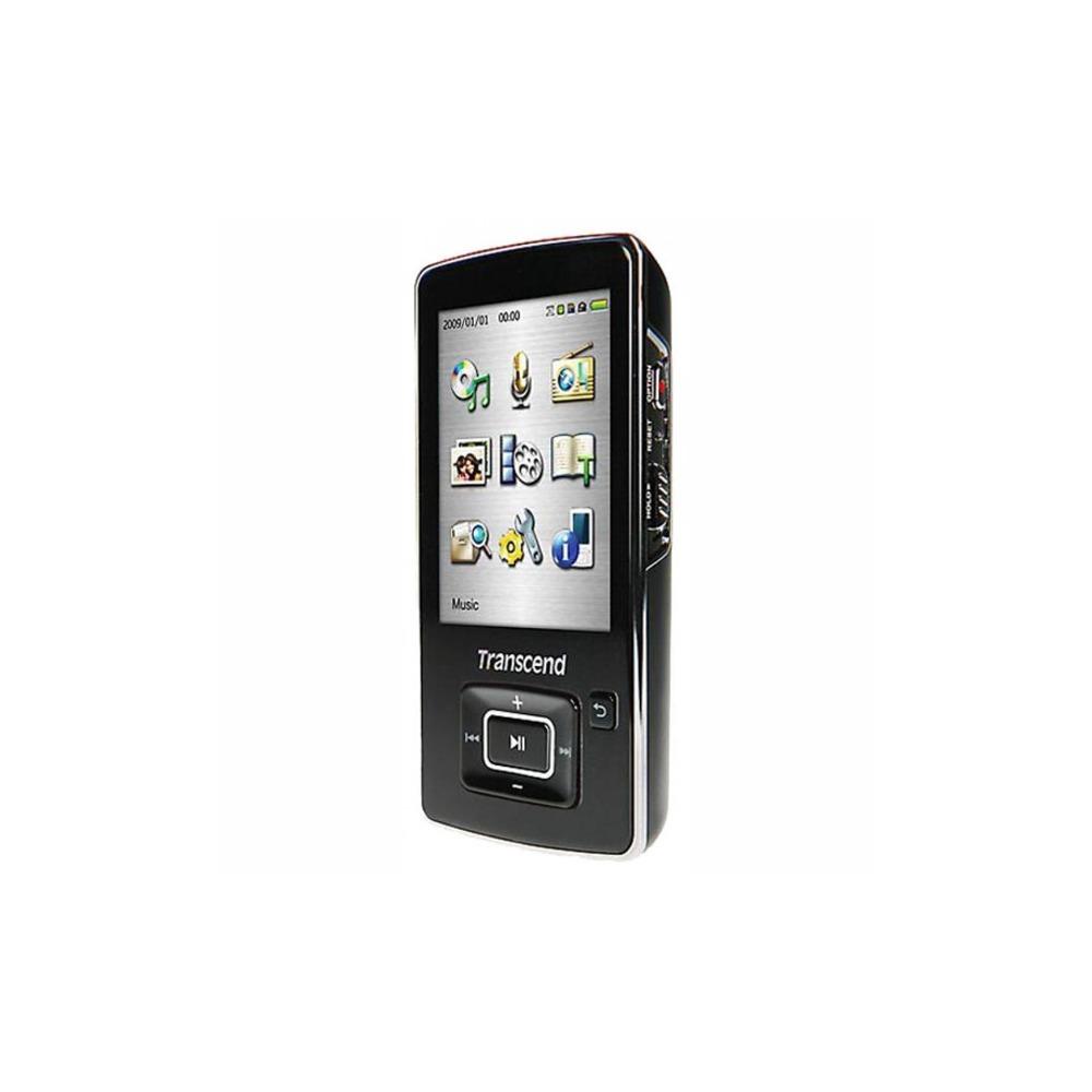 MP3-плеер Transcend T.Sonic 870 8Gb, черный - фото 2
