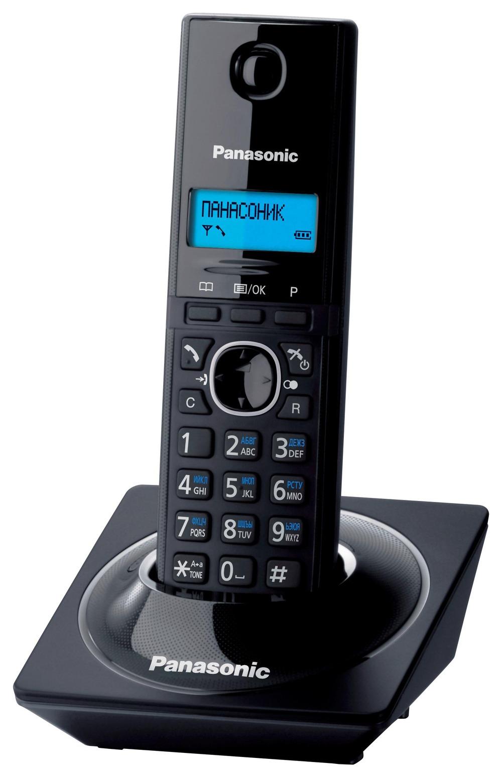 Радиотелефон Panasonic KX-TG1711RUB - фото 2