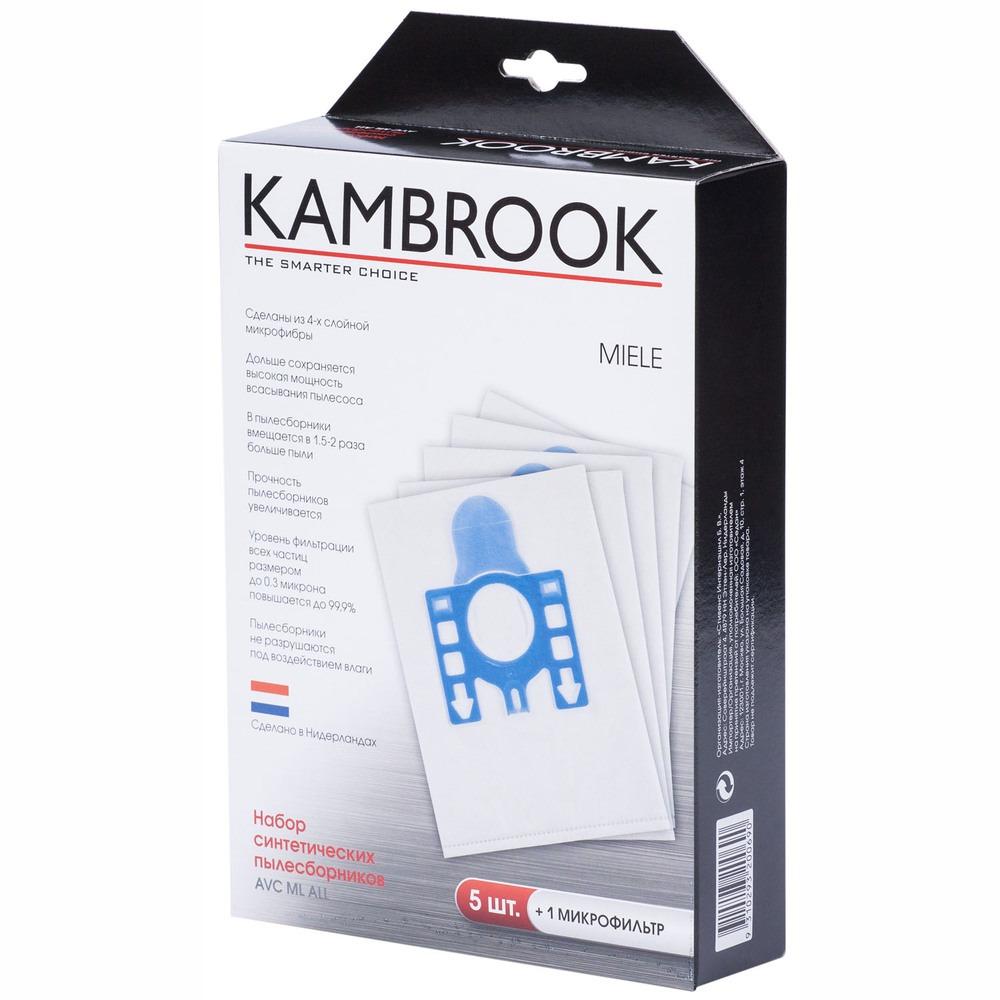 Мешки для пылесоса Kambrook AVC ML ALL - фото 2