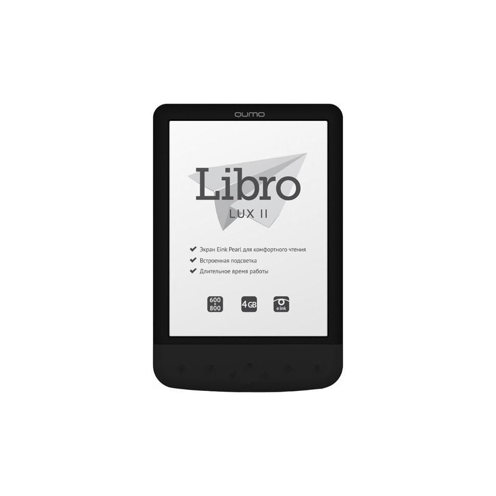 Электронная книга Qumo Libro Lux II - фото 1