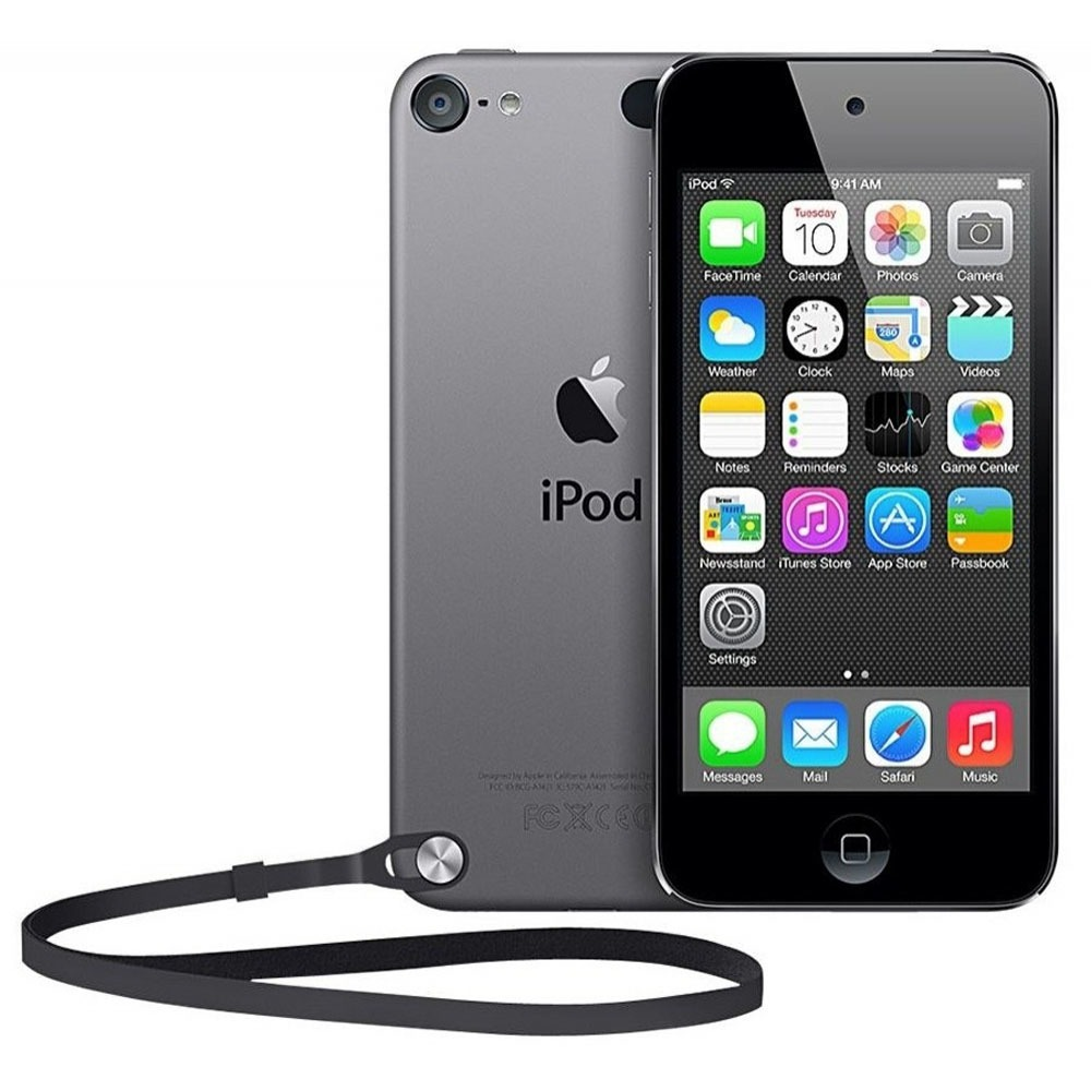 MP3-плеер Apple iPod touch 5 16Gb Space Gray - фото 1