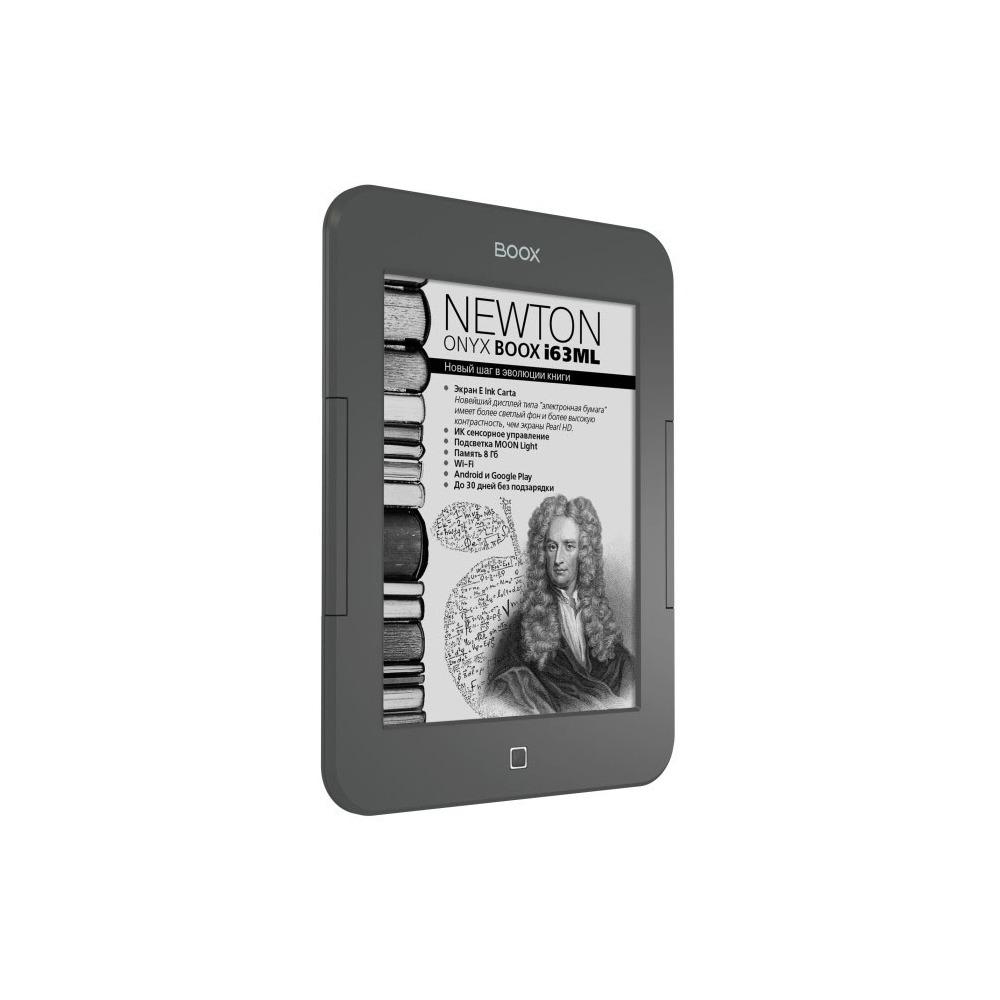 Электронная книга Onyx Boox i63ML Newton grey metallic - фото 2
