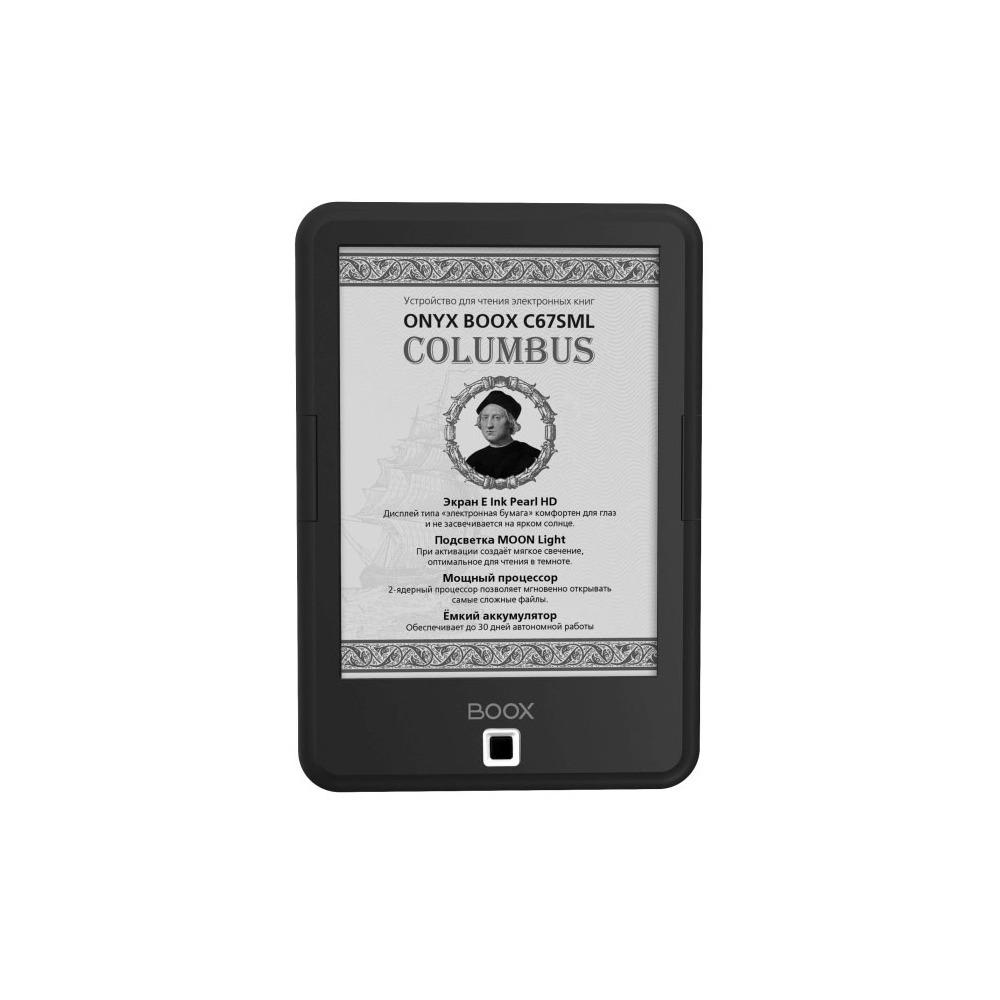 Электронная книга Onyx Boox C67SML Columbus black - фото 1