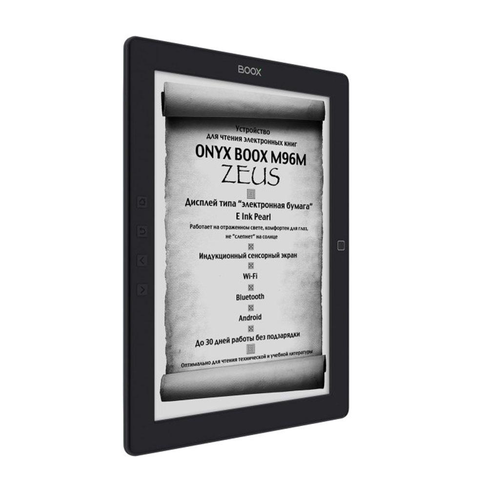 Электронная книга Onyx Boox M96M Zeus black - фото 2