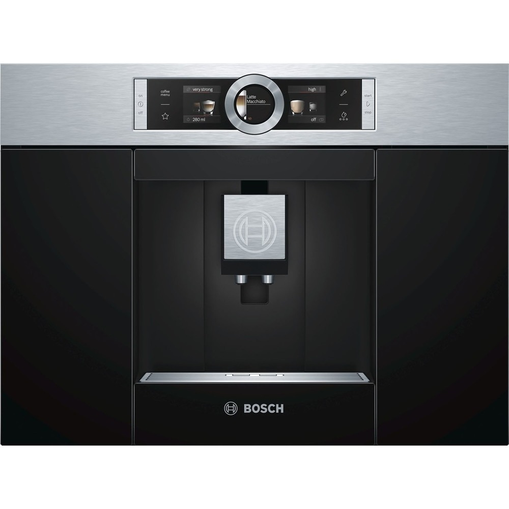 Встраиваемая кофемашина Bosch CTL636ES1 - фото 1