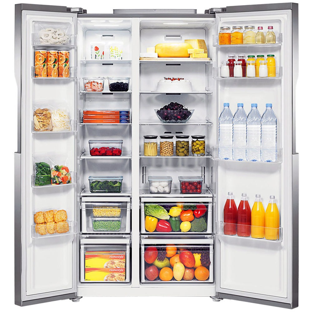 Холодильник Samsung RS 552NRUASL - фото 1