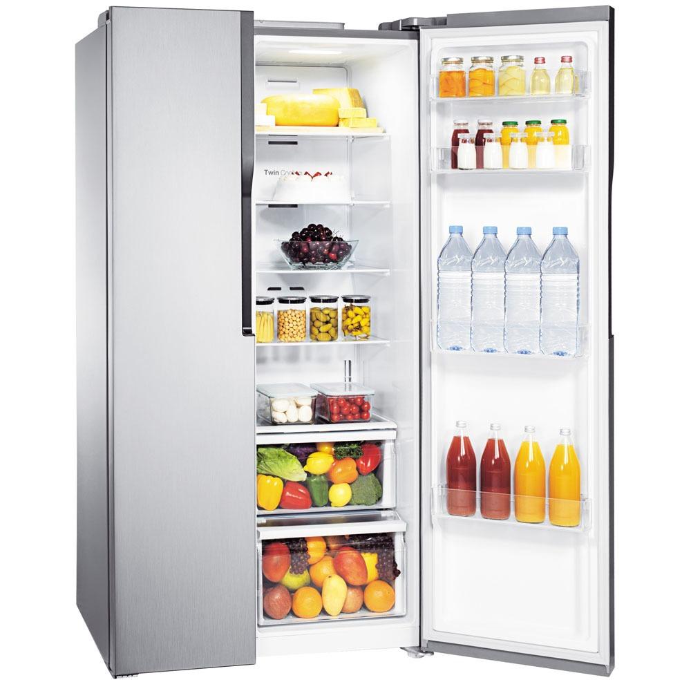 Холодильник Samsung RS 552NRUASL - фото 2