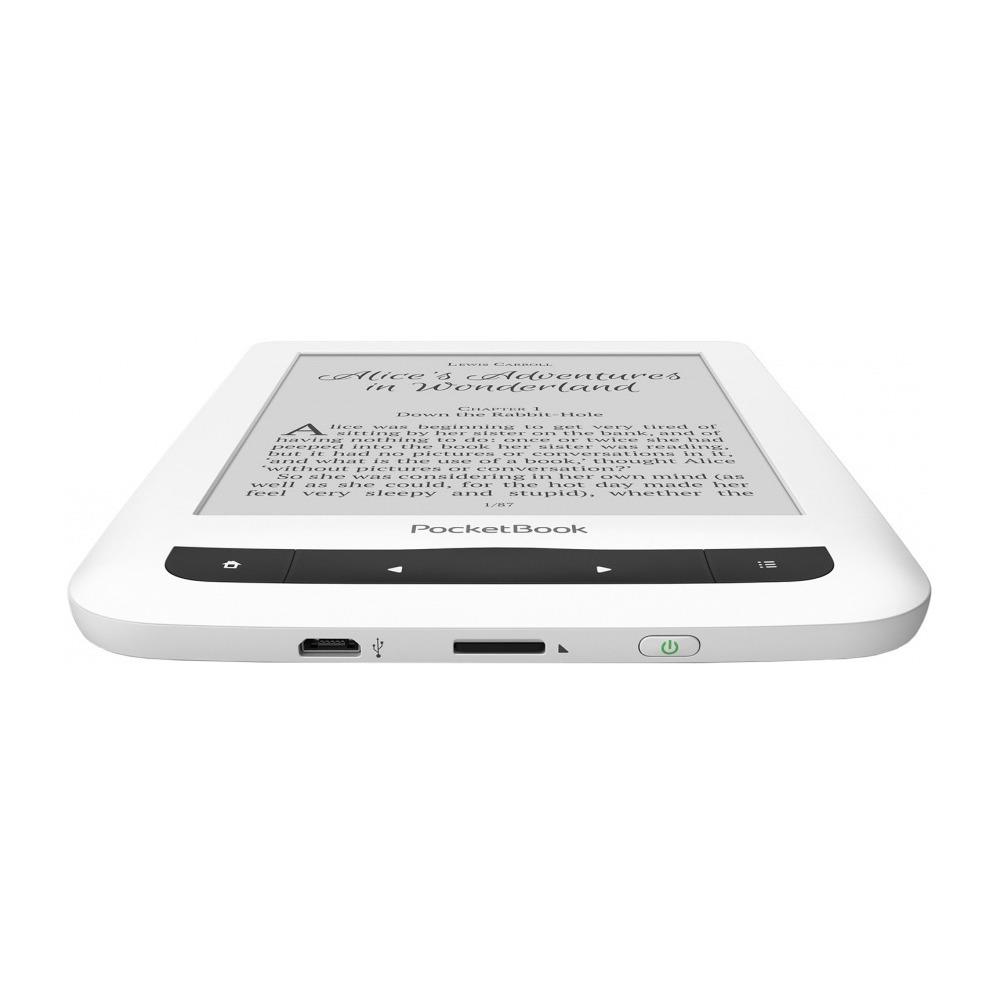 Электронная книга PocketBook 626 Plus white/black - фото 2