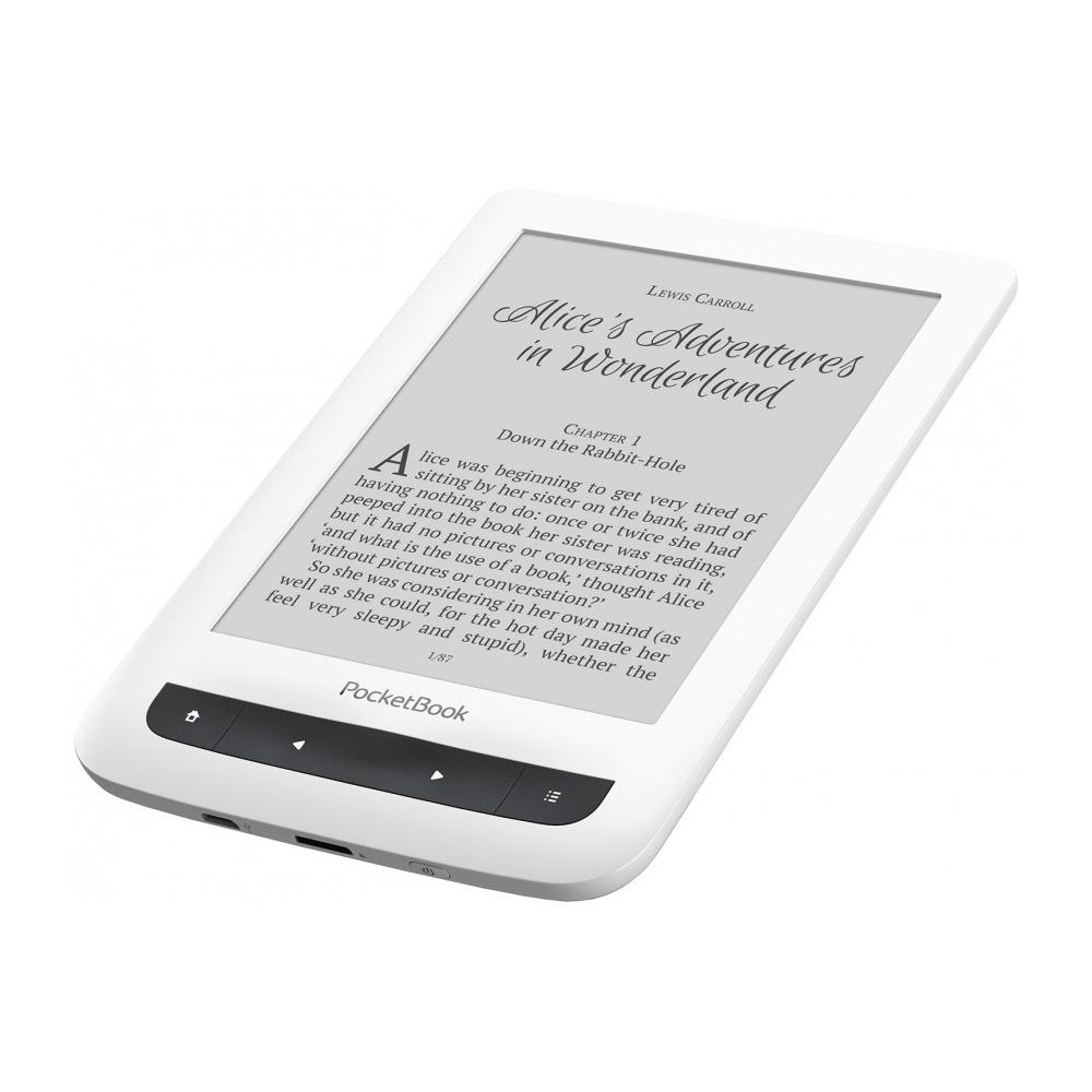 Электронная книга PocketBook 626 Plus white/black - фото 3