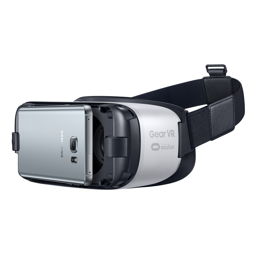 Очки виртуальной реальности Samsung Gear VR SM-R322 black-white - фото 3
