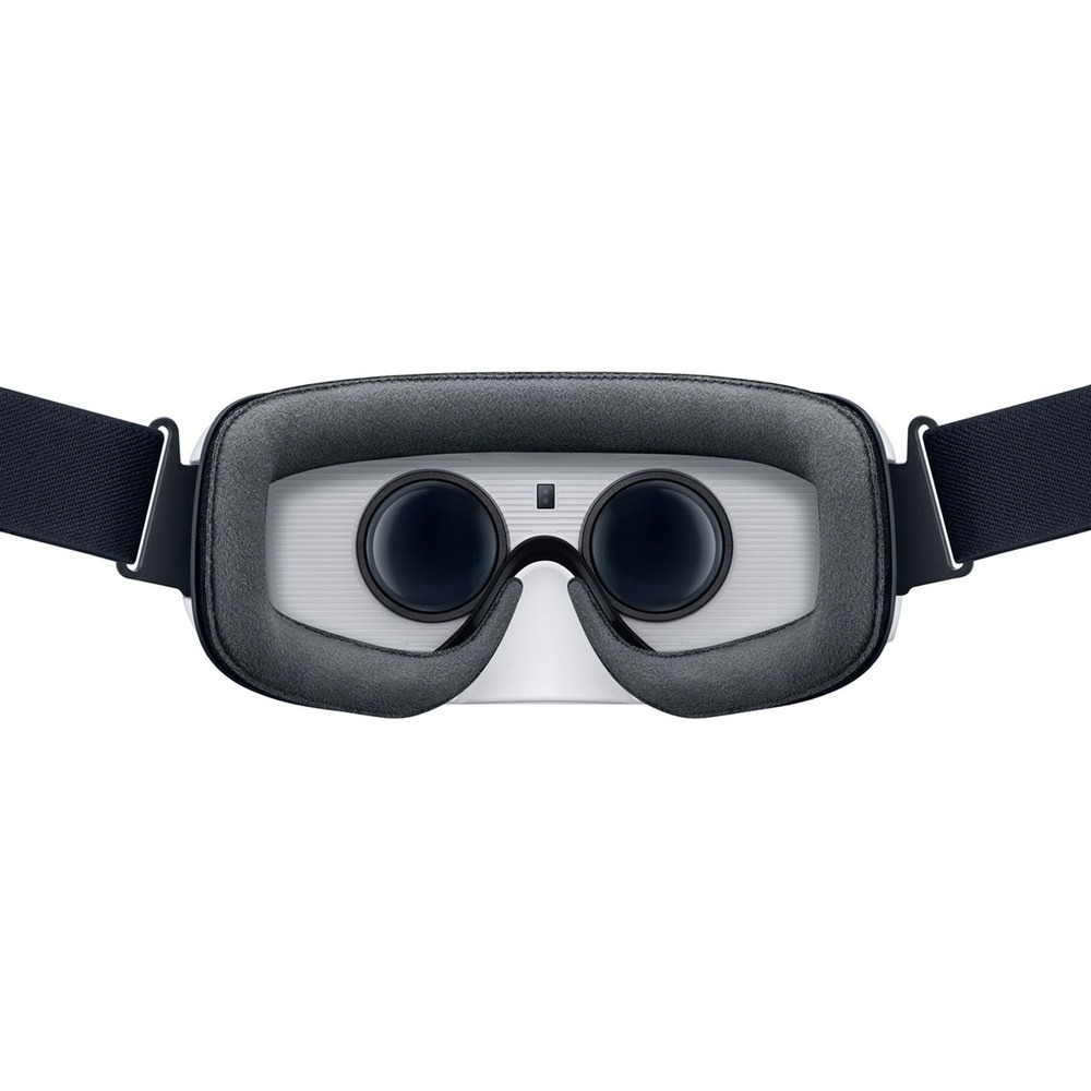 Очки виртуальной реальности Samsung Gear VR SM-R322 black-white - фото 5