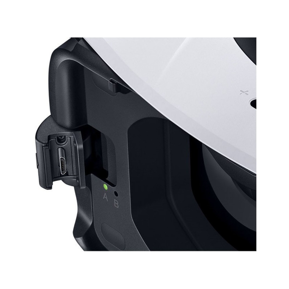 Очки виртуальной реальности Samsung Gear VR SM-R322 black-white - фото 6