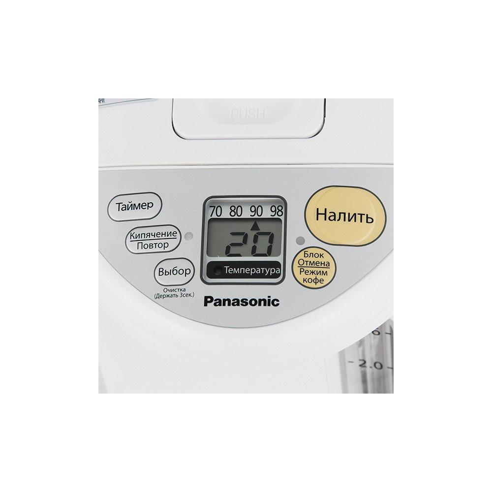 Термопот Panasonic NC-DG3000WTS - фото 4