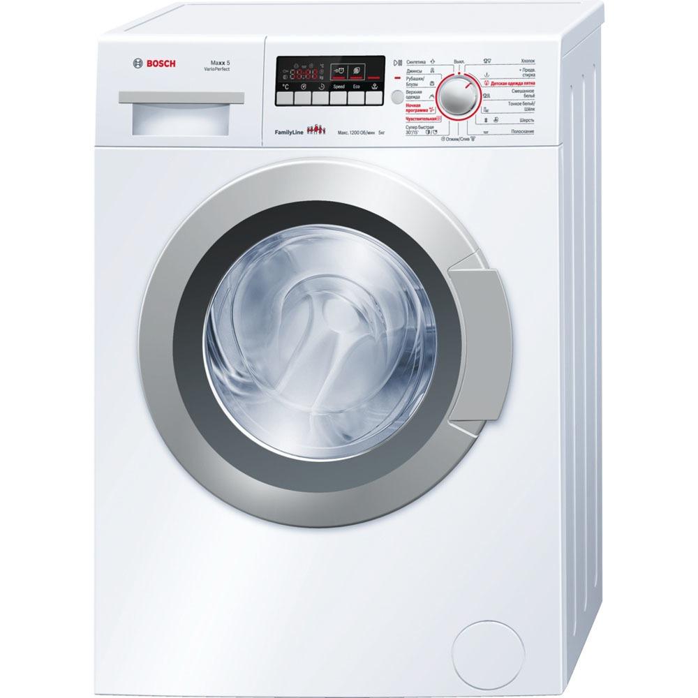 Стиральная машина Bosch WLG2426FOE - отзывы покупателей | Технопарк