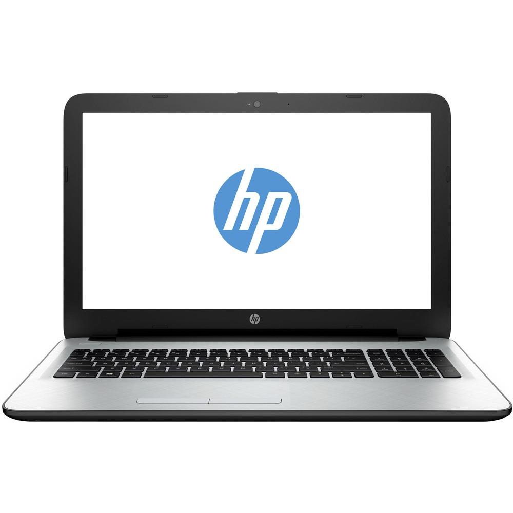Ноутбук HP 15-ay048ur White Silver (X5C01EA) - фото 1