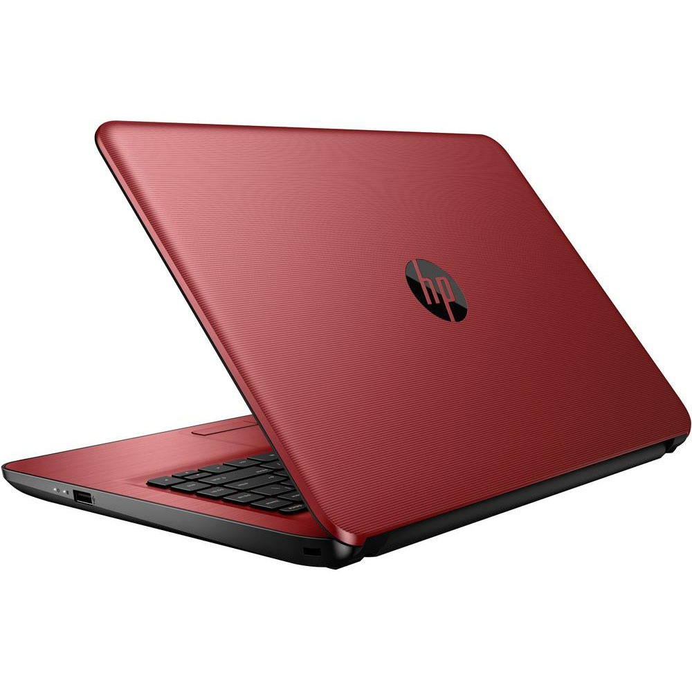 Ноутбук HP 15-ba044ur Cardinal Red (X5C22EA) - фото 3