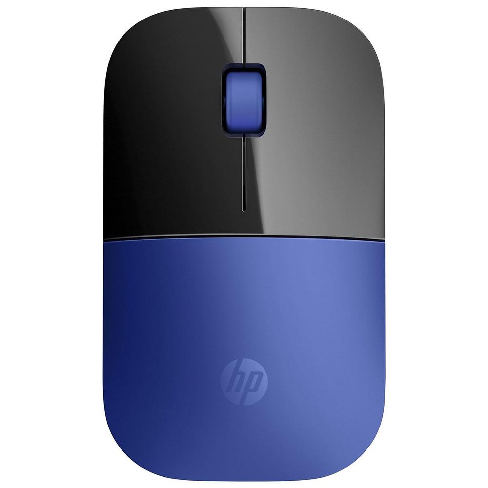 Компьютерная мышь HP Z3700 blue (V0L81AA) - фото 1