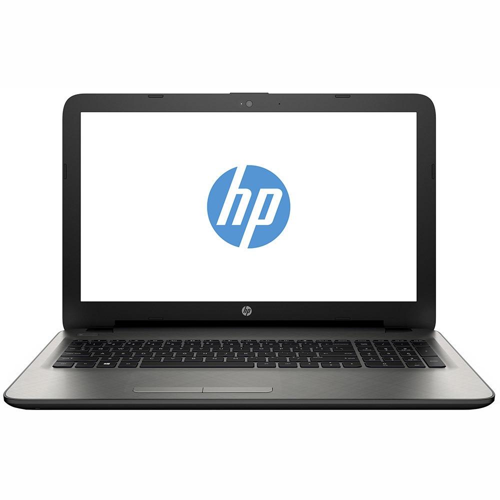 Ноутбук HP 15-ba503ur turbo silver (X5D86EA) - фото 1