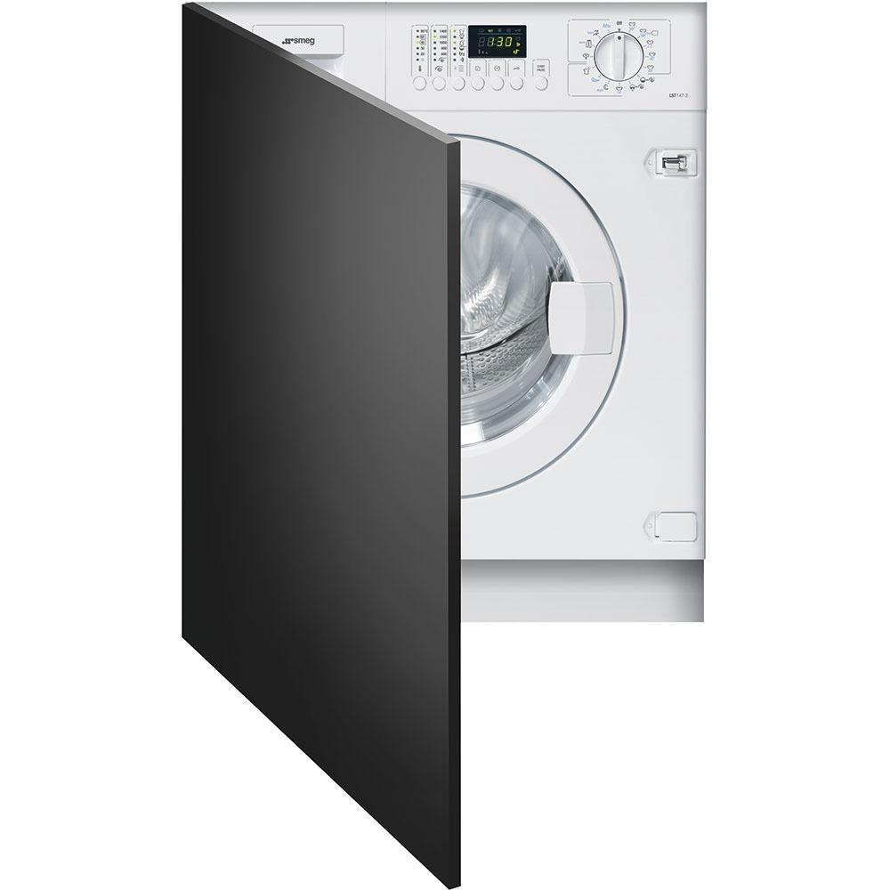 Встраиваемая стиральная машина Smeg LST147-2 - фото 1