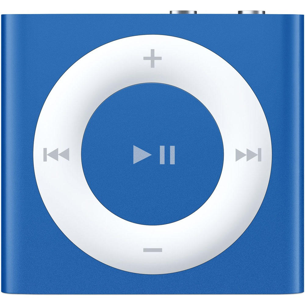 MP3-плеер Apple iPod Shuffle 2GB Blue - фото 1