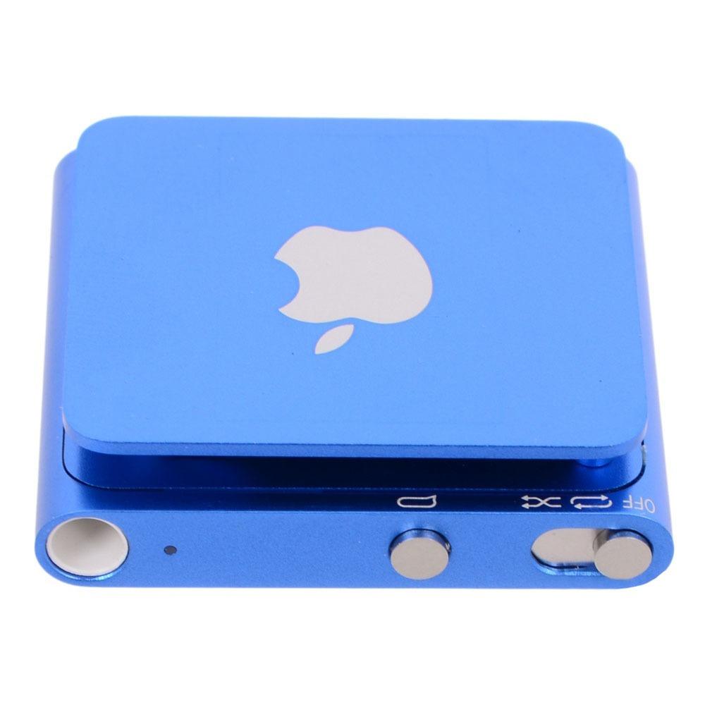MP3-плеер Apple iPod Shuffle 2GB Blue - фото 3