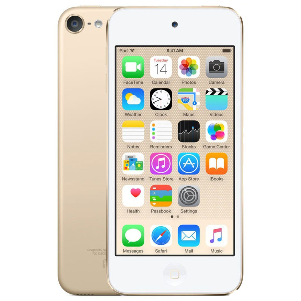 MP3-плеер Apple iPod touch 64GB Gold - фото 1