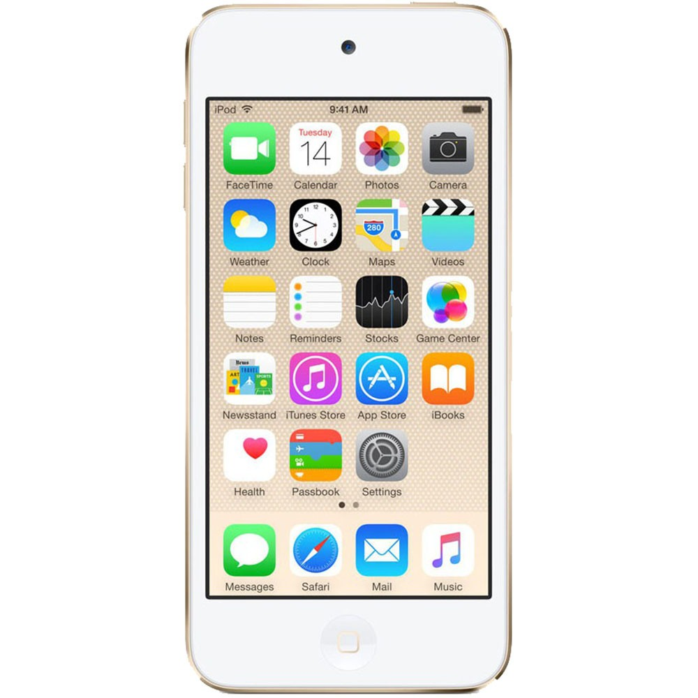 MP3-плеер Apple iPod touch 64GB Gold - фото 2