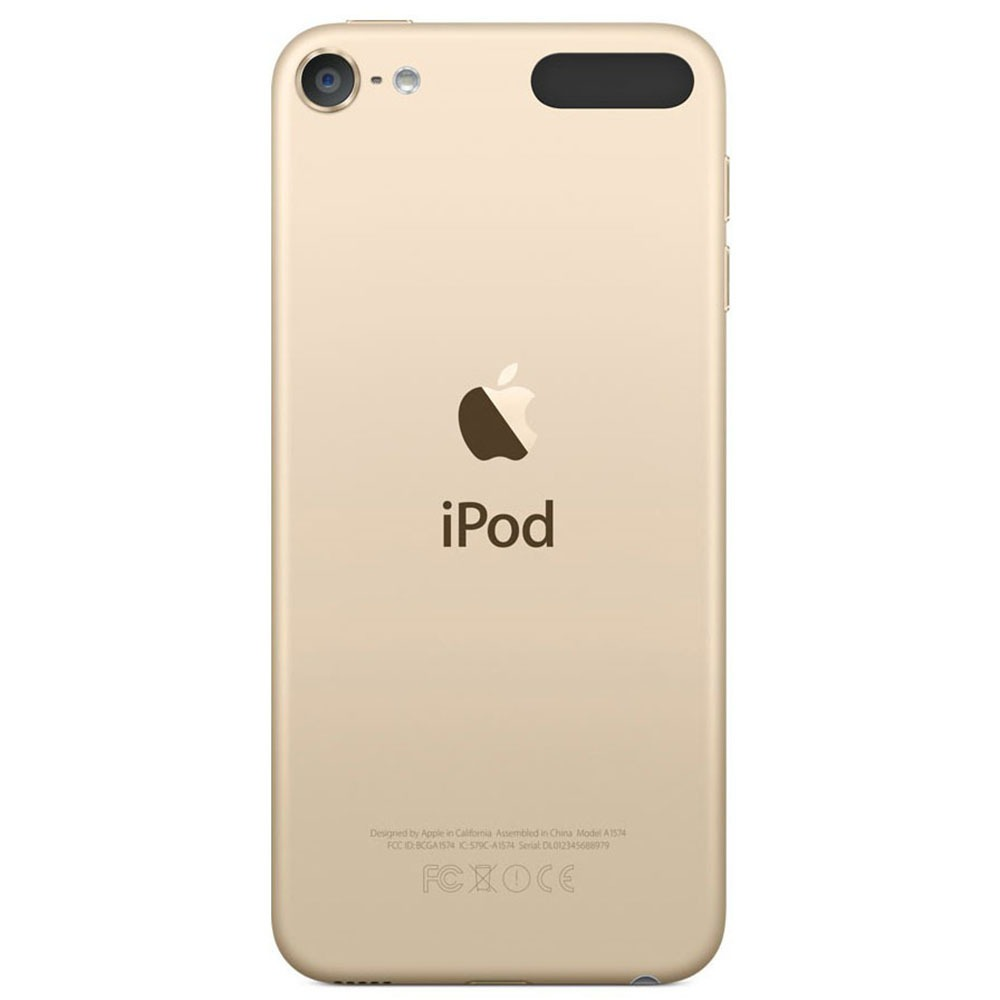 MP3-плеер Apple iPod touch 64GB Gold - фото 3