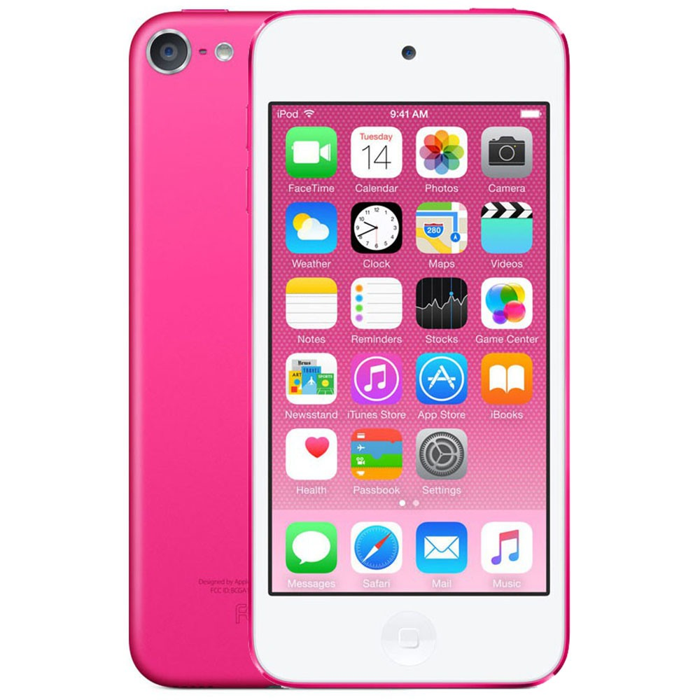 MP3-плеер Apple iPod touch 64GB Pink - фото 1