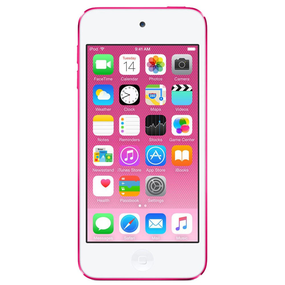 MP3-плеер Apple iPod touch 64GB Pink - фото 2