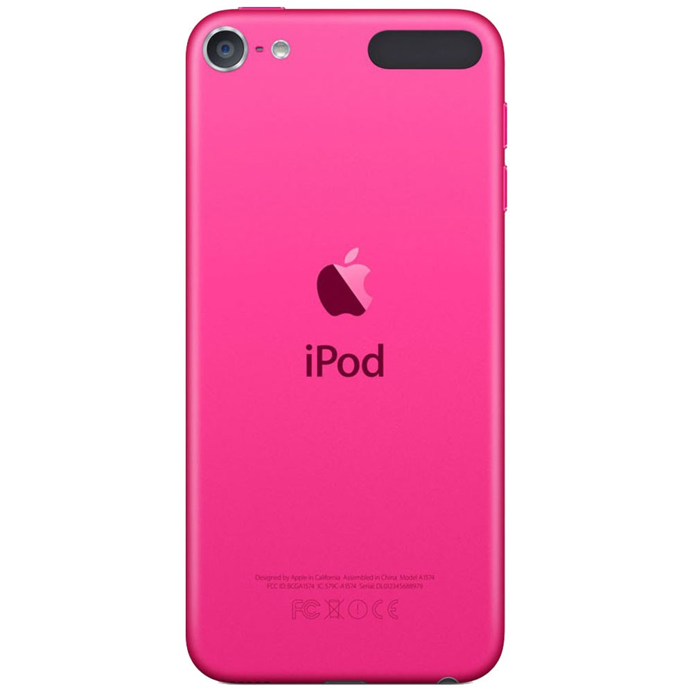 MP3-плеер Apple iPod touch 64GB Pink - фото 3